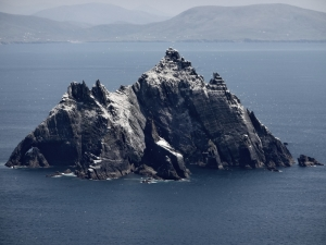 Litle Skellig the smallest of the Skellig Islands